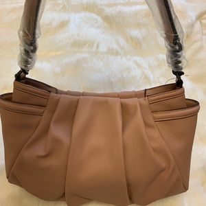 Vera Wang Bags - Simply Vera Vera Wang Pleated Hobo Bag NWT